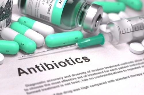 Antibióticos injetáveis