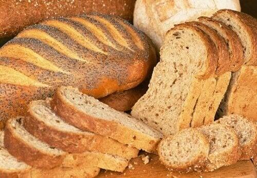 Pão integral ajuda a combater a anemia