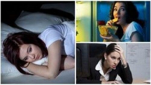 8 possíveis consequências de não dormir o suficiente