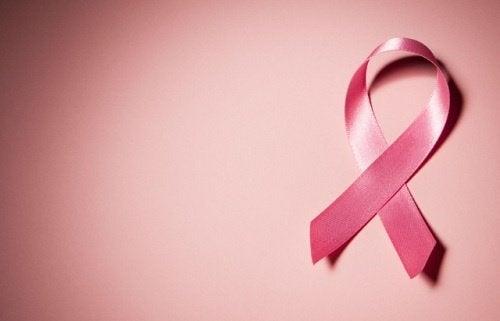 Simbolo da prevenção contra o câncer