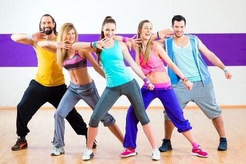 Zumba, o exercício que está na moda!