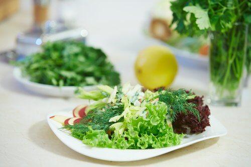 Saladas deliciosas para hidratar a pele