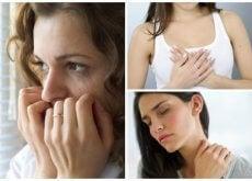 10 sinais físicos que experimentamos com a ansiedade