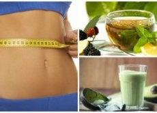 Chá verde: 4 formas de consumi-lo para queimar gordura e perder peso