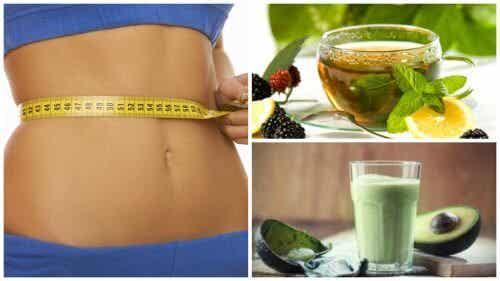 4 formas de consumir chá verde para queimar gordura e perder peso