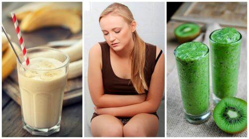 5 sucos laxantes naturais para tratar a prisão de ventre
