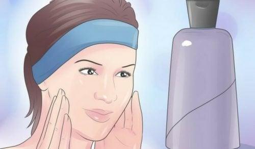 Máscaras para reduzir o ressecamento da pele