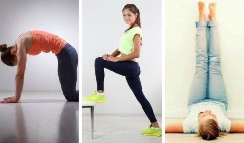 9 exercícios que você pode fazer pelas manhãs em 9 minutos para ficar em forma