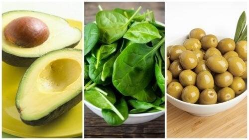 Absorva mais vitamina E consumindo estes alimentos