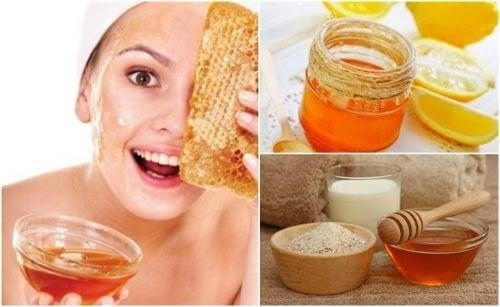 Como atenuar as rugas com 5 máscaras à base de mel