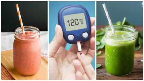 Controle os níveis altos de açúcar no sangue com estas 5 vitaminas caseiras