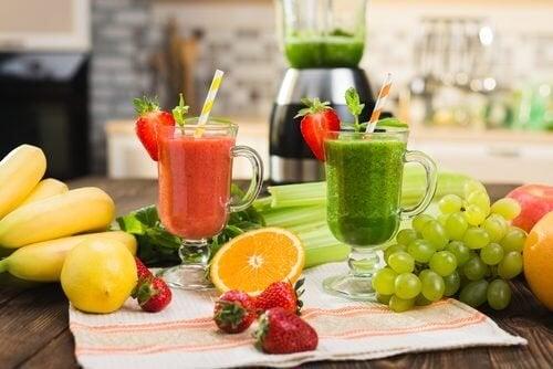 Frutas para fazer uma desintoxicação