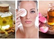 Retire a maquiagem com estes 6 óleos naturais