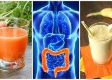 Elimine os resíduos do cólon com estes 7 remédios caseiros