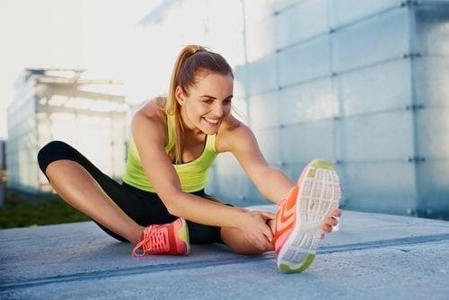 Alongamentos contra a dor muscular