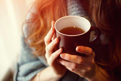 Chá para controlar ansiedade nervosa