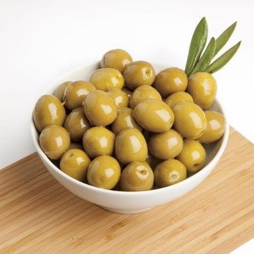Azeitonas são fonte de vitamina E