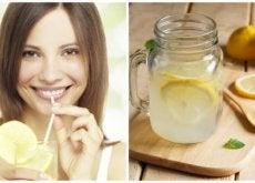 Água morna com limão: 9 benefícios de começar o dia com ela