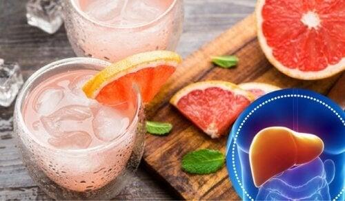 8 alimentos para regenerar o fígado e perder peso