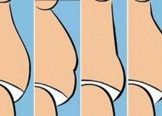 O que indica seu tipo de barriga? Descubra!