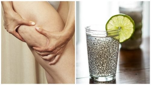 Combata a celulite e melhore sua pele com essa bebida natural de linhaça!