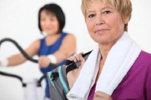 Atividade física na menopausa