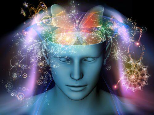 Homem com subconsciente desenvolvido