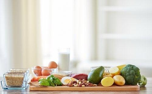 Manter uma alimentação saudável