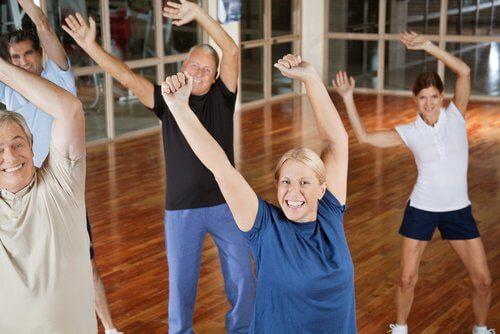 Excercício físico serve para perder peso