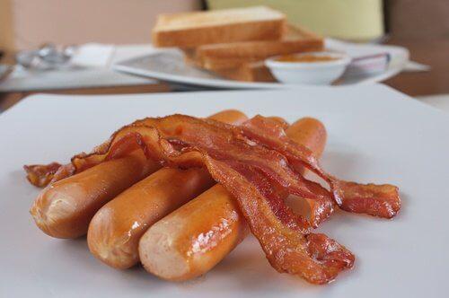 Alimentos que não ajudam a queimar calorias
