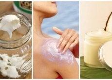 Como preparar um creme natural para proteger sua pele dos efeitos do sol