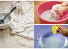 5 dicas de lavagem para branquear suas roupas preferidas