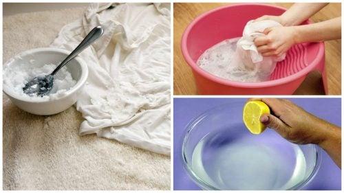 Branqueie suas roupas preferidas com estas 5 dicas de lavagem