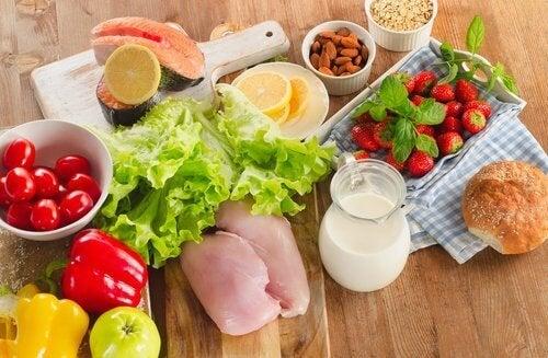 Alimentos para evitar as alergias sazonais