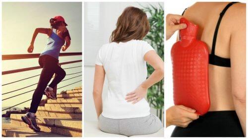 8 conselhos que lhe ajudarão a superar a dor lombar de forma natural
