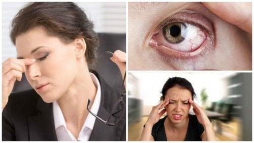 Sofre com estresse visual? Descubra!