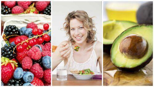 7 alimentos antienvelhecimento que você deveria incorporar à sua dieta