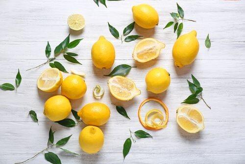 Receitas de limonadas caseiras
