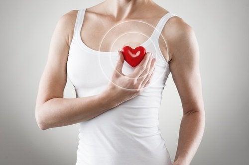 O consumo de bajas de Goji contribui para protejer o coração