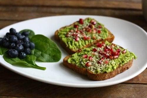 Alimentos alcalinos para o café da manhã