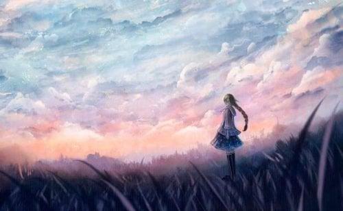 Quando menos esperava, o silêncio me deu todas as respostas