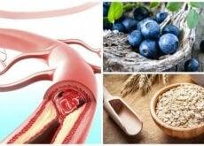 Melhore sua saúde arterial consumindo estes 9 alimentos