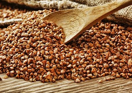 Trigo sarraceno para depurar o fígado e perder peso