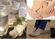 Água de gengibre: 7 benefícios de consumi-la com o estômago vazio