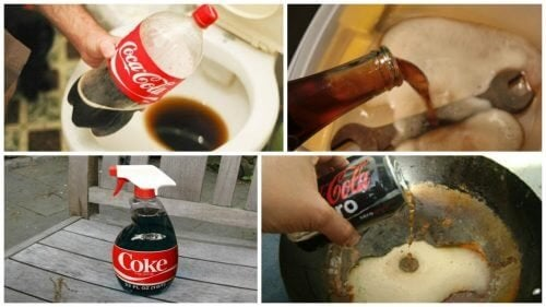 8 usos domésticos da coca-cola que você vai gostar de conhecer