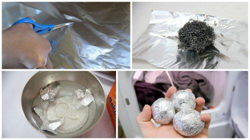 8 usos domésticos do papel alumínio que talvez você não conheça