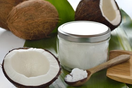 Óleo de coco para peles mistas