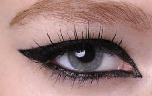 Olho pintado