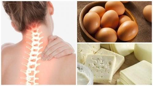 Fortaleça sua saúde óssea consumindo estes 8 alimentos ricos em cálcio