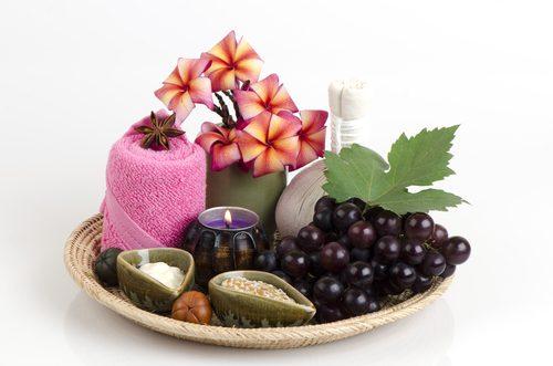 uvas e vitamina E contra melasma